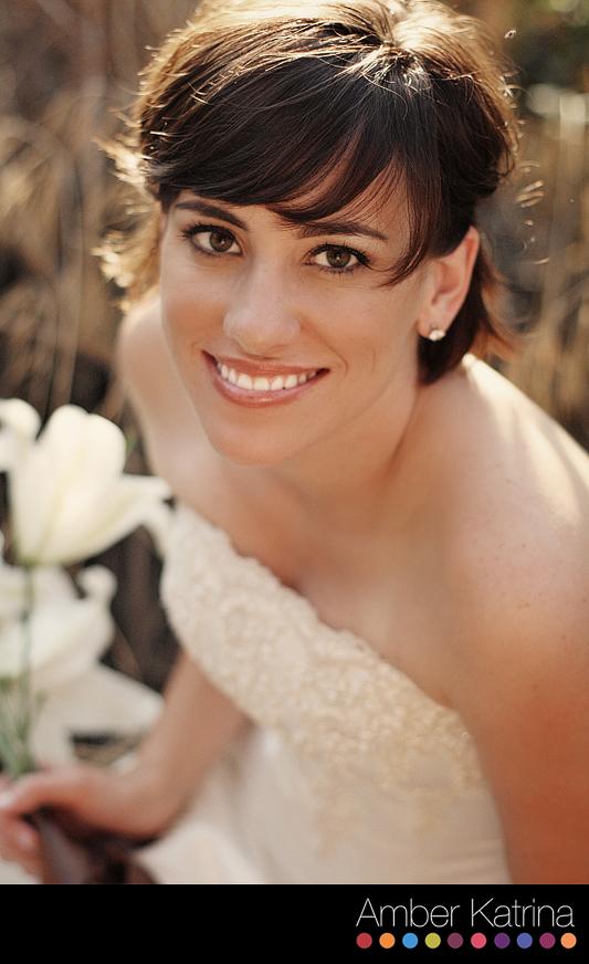 Azusa Arcadia Wedding Bridal Trash the Dress Photography Wilderness Park Picture