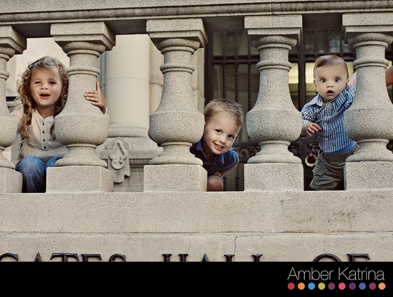 Caltech Pasadena Family Picture Children Photography