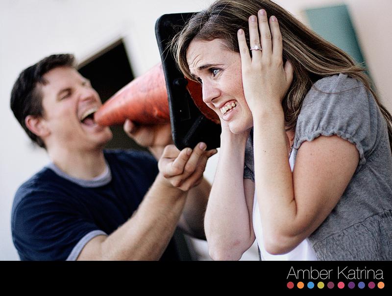Los Angeles LA County Fair Engagement Photography Couple Picture