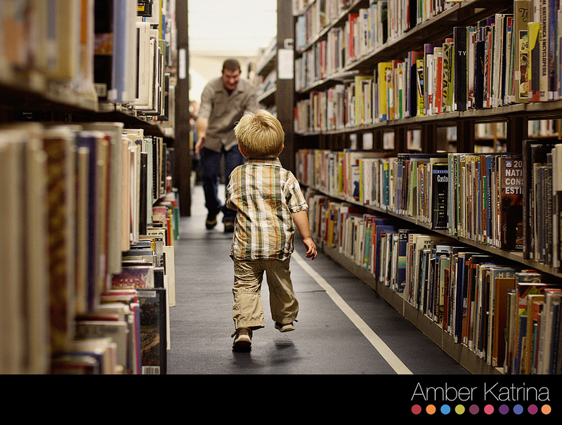 Monrovia Library Family Photography Child Toddler Picture