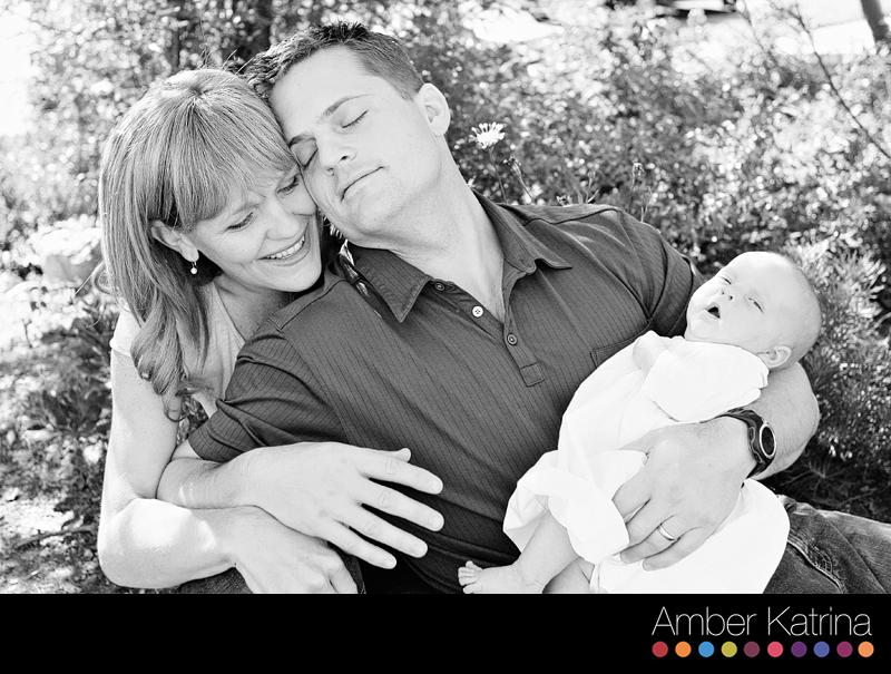 Azusa Newborn Family Photography