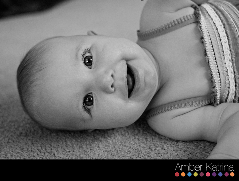 Pasadena 9 month old baby headshots picture