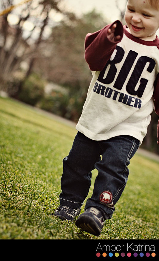 Southern California Los Angeles Big Brother Picture Toddler Child Photographer