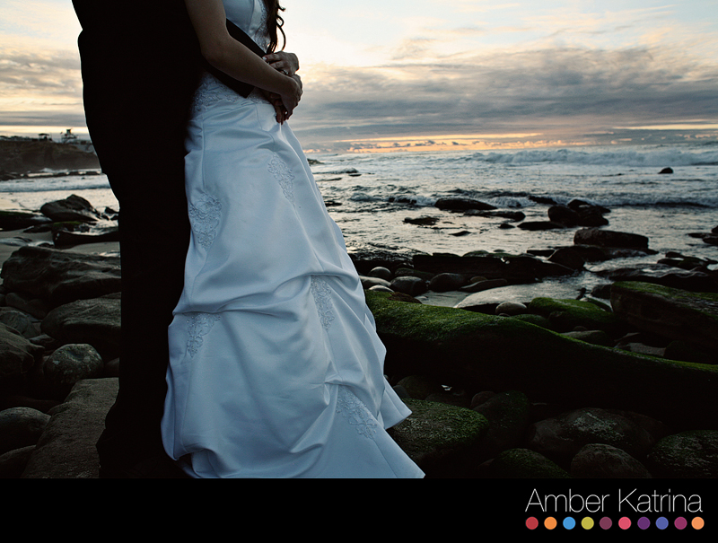San Diego La Jolla Beach LDS Mormon Orange County Wedding Photography