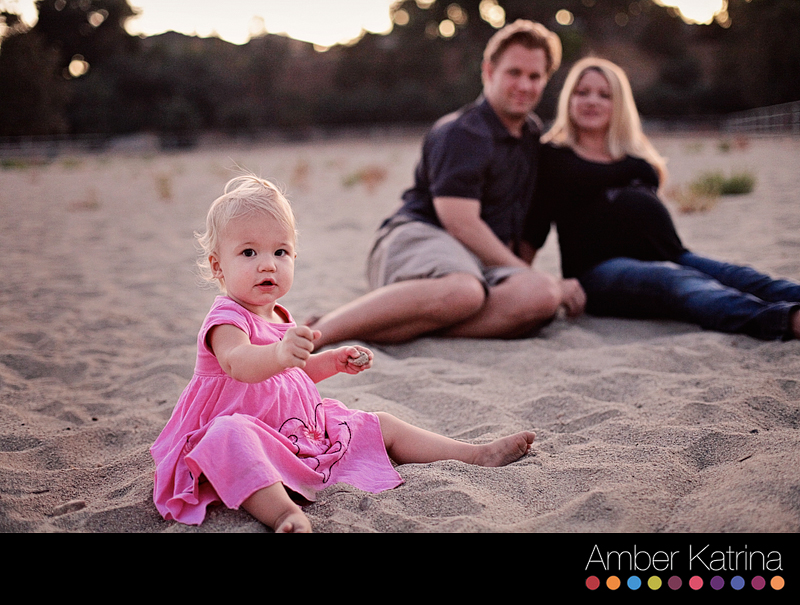 Pasadena Altadena California Maternity Family Photography