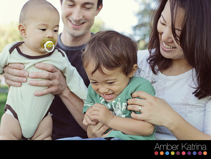 Pasadena los angeles family baby child portrait photographer
