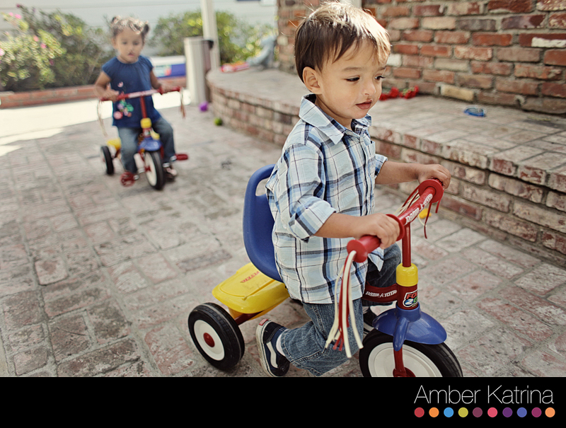 Arcadia Los Angeles California Child Family Twins Photography