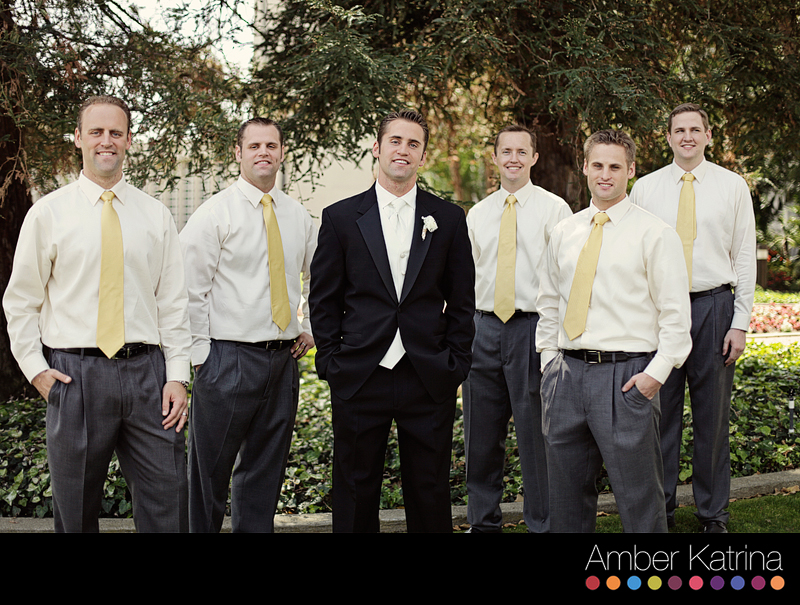 Mormon LA Temple Formal Family Portraits