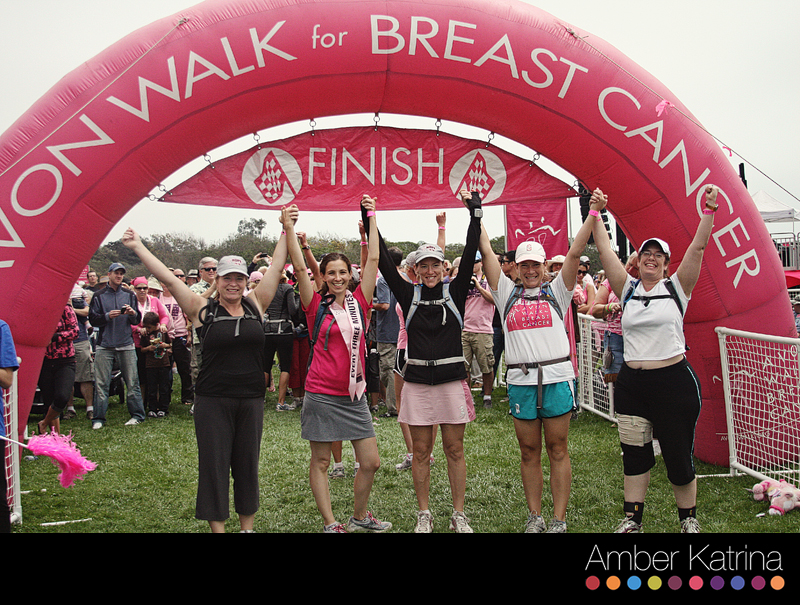 Avon Walk Santa Barbara Breast Cancer