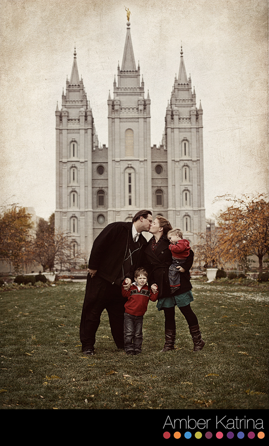 Fall thanksgiving LDS Salt Lake Temple Mormon Apple Picking Riley's farm