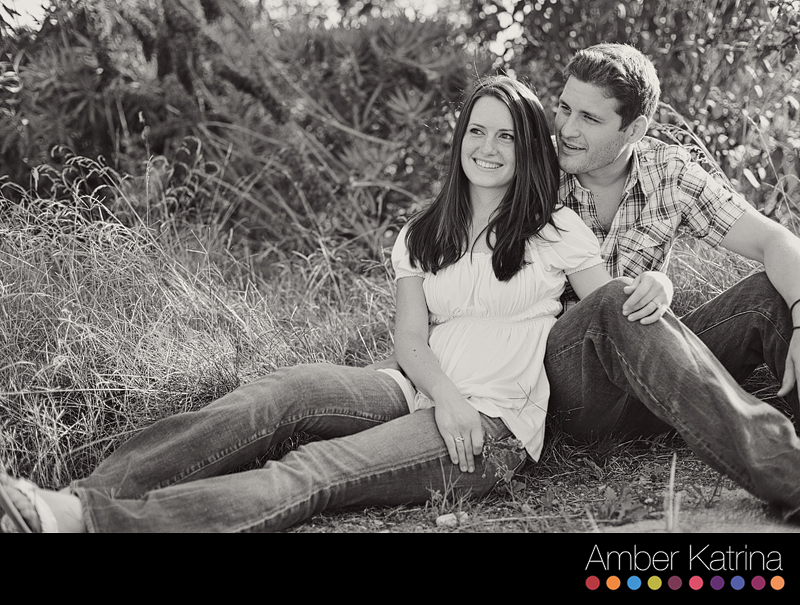 San Dimas Horsethief Canyon Park Engagement Photography Session