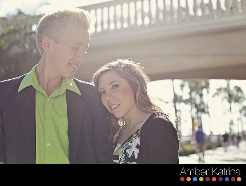 Newport Beach Balboa Orange County Engagement Couple Photographer