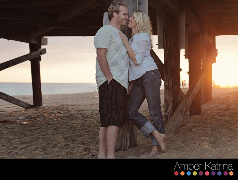 Newport Beach Balboa Orange County Engagement Couple Photography