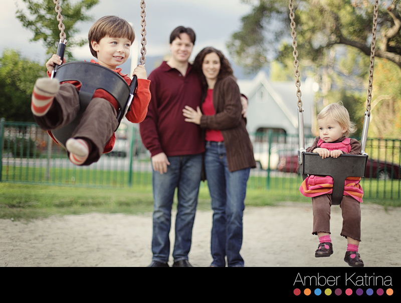 holiday christmas card mini photography family kids session monrovia recreation park 1