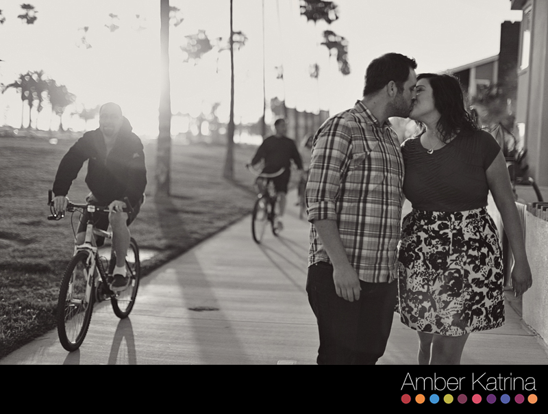 engagment couple photographer at balboa pier and newport beach photography