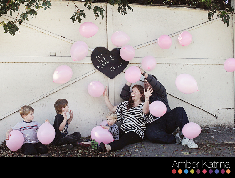 Pregnancy gender announcement boy or girl surprise