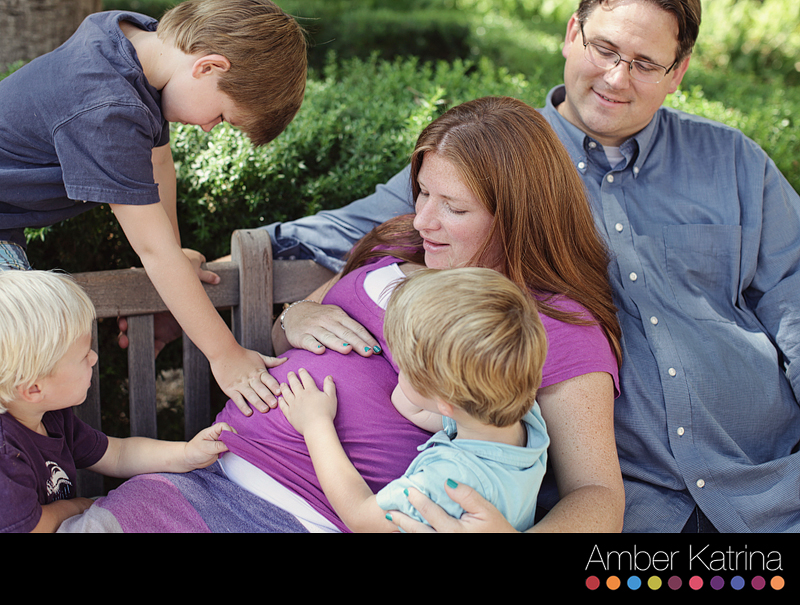 maternity pictures old town pasaden family photography