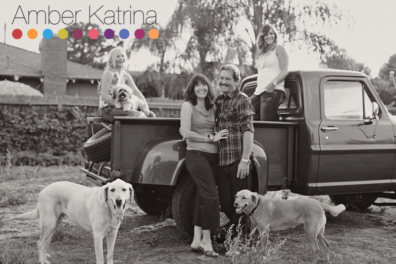 Classic cars photography dog family portraits