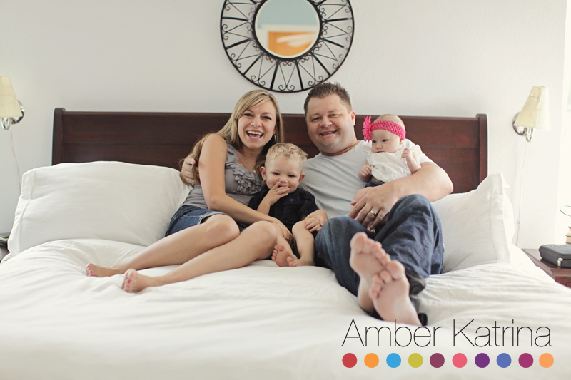 Pasadena newborn baby family photography