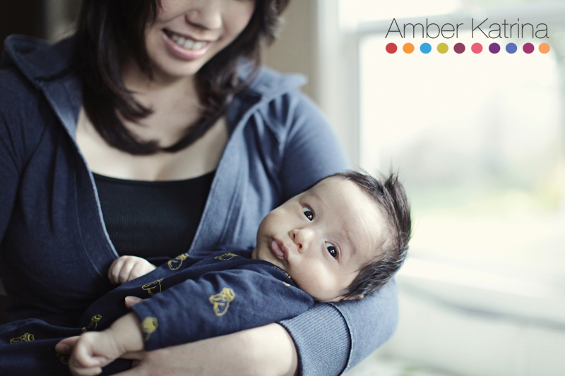 Los Angeles family photographer Newborn Photography