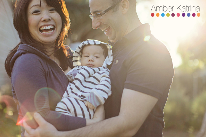 Los Angeles family photographer Newborn Photography