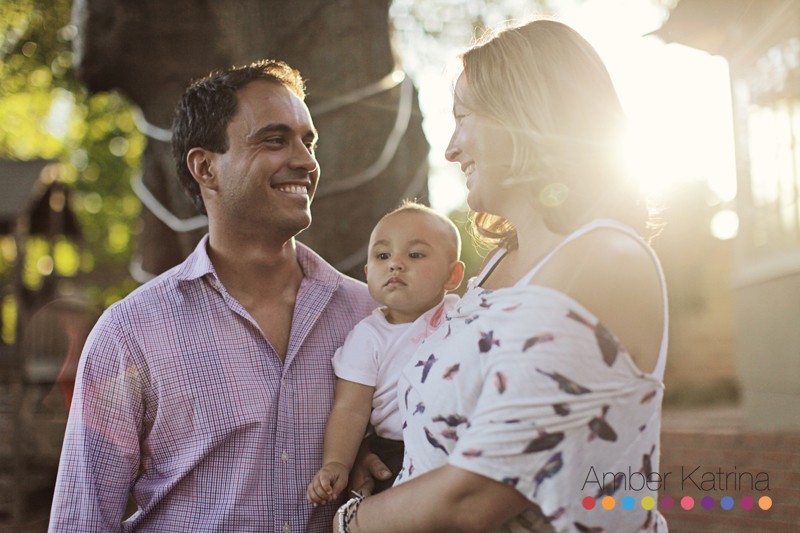 Sierra Madre Pasadena Family Baby Photography