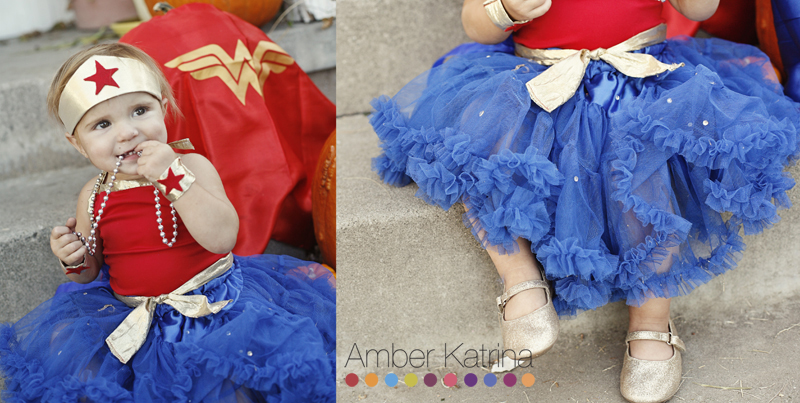 Halloween superhero kid costumes wonder woman toddler