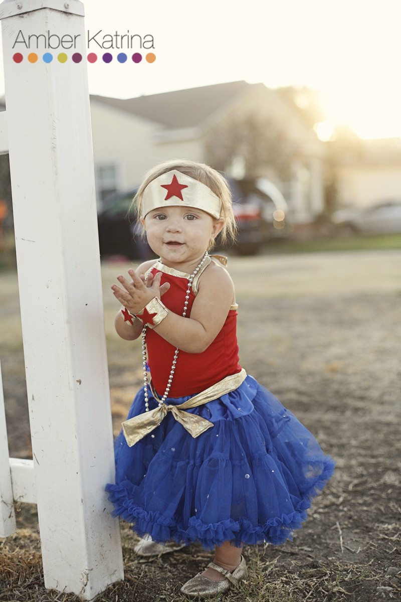 Halloween superhero kid costumes diy wonder woman